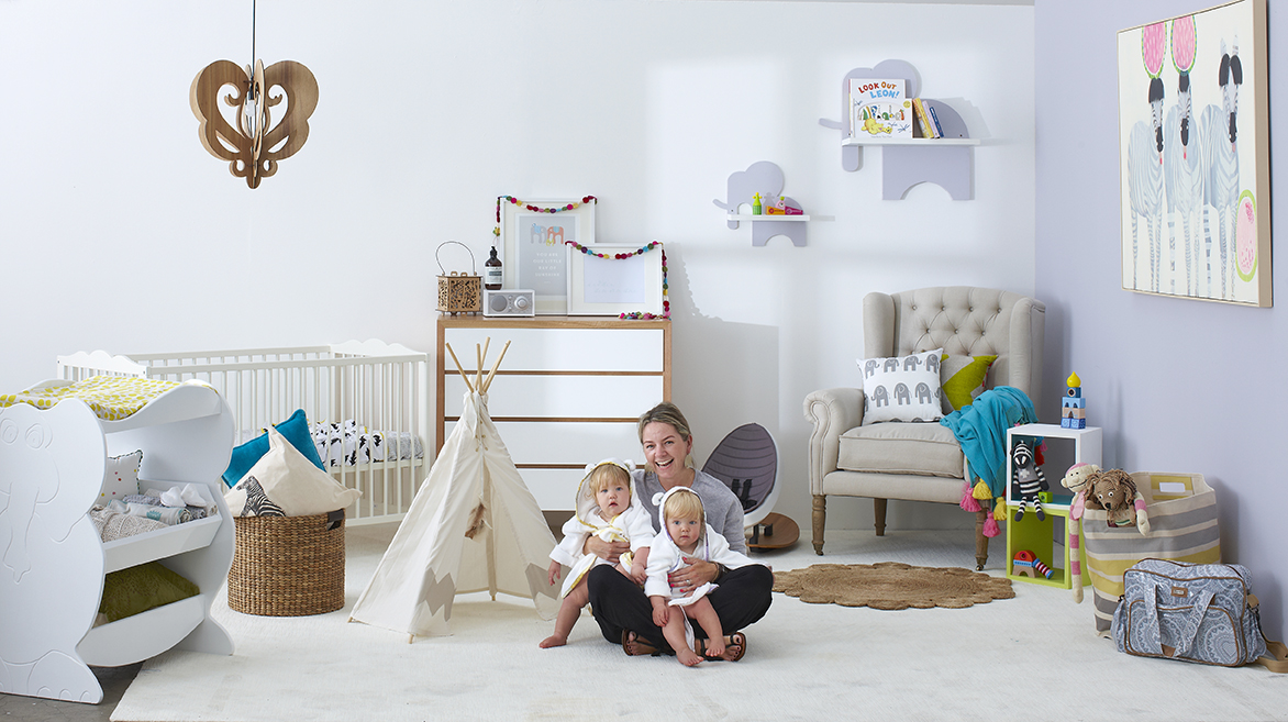 Photography: Will Horner for Mother & Baby