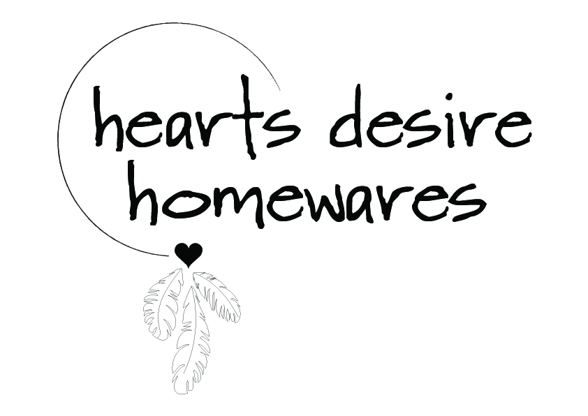 Hearts Desire Homewares logo
