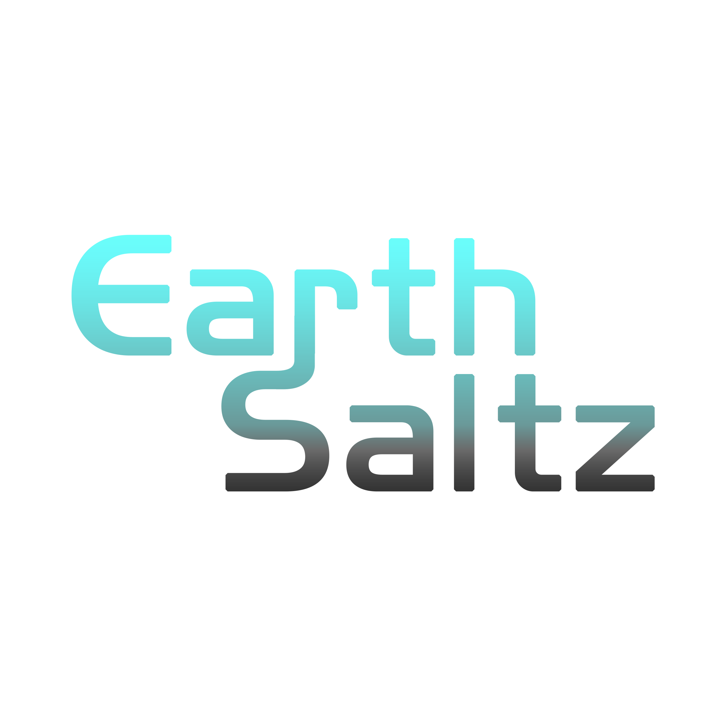 Earth Saltz logo