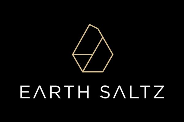 Earth Saltz logo design